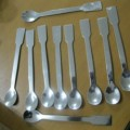 اسپاتول فلزی