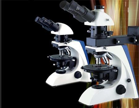 میکروسکوپ پلاریزان با نور عبوری و انعکاسی - مدل BK-POLR