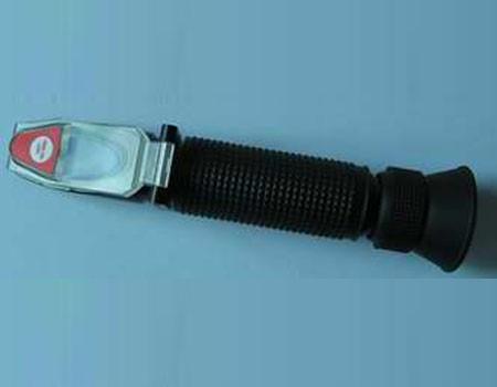 رفراکتومتر دستی تک رنج چراغدار - Brix 0-80