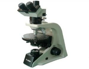 میکروسکوپ پلاریزان سه چشمی