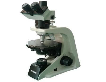 میکروسکوپ پلاریزان سه چشمی با نور عبوری مدل YJ-2009TP