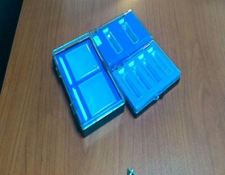 سل شیشه ای اسپکتروفتومتر