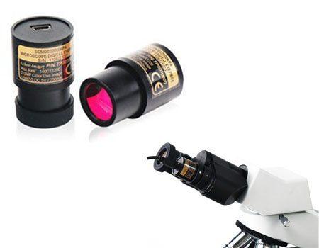 دوربین میکروسکوپ CCD 3MP